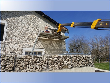 Stone work and Jointing
