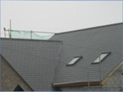 new slate roof limoges