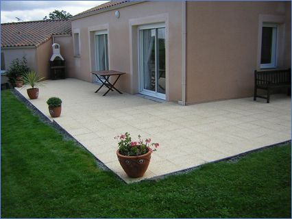 Patios terracing all groundworks