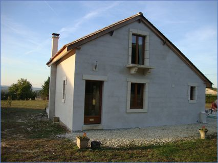 New build small 2 bed house