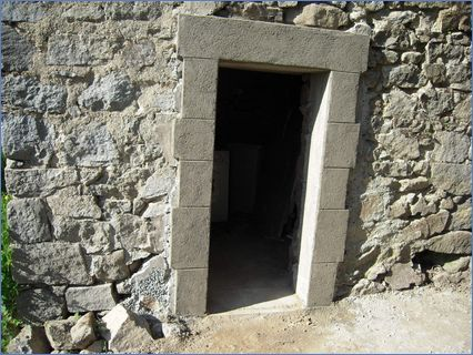 Openings constructed