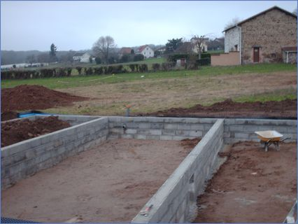 Foundations/footings for new build wood