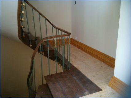 staircase renovation to town house in co