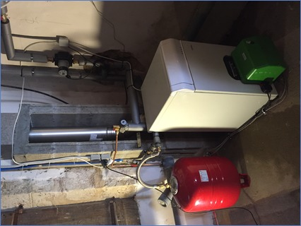 Oil Boiler Installation