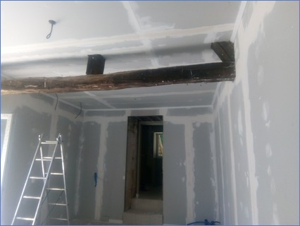 Plasterboarding and Partion walls