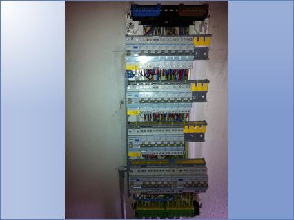 New consumer unit tableau