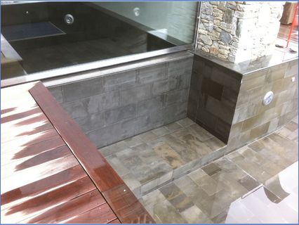 indoor outdoor pool with moving wall
