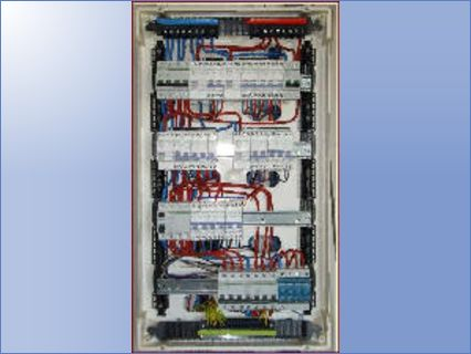Fuse box without it's cover